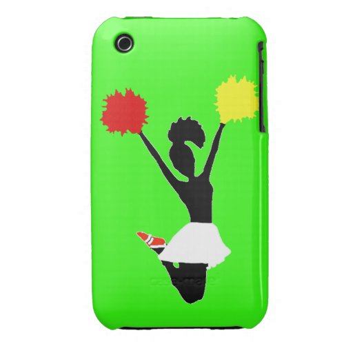 Cheerleader iPhone 3 Curve Case-Mate Case iPhone 3 Covers