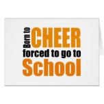 cheerleader karte