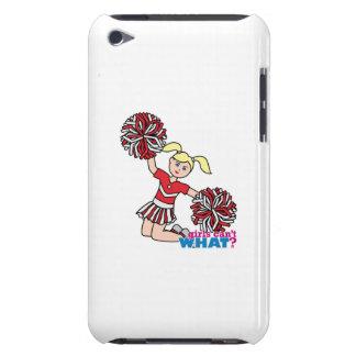 Cheerleader - Light/Blonde iPod Touch Case