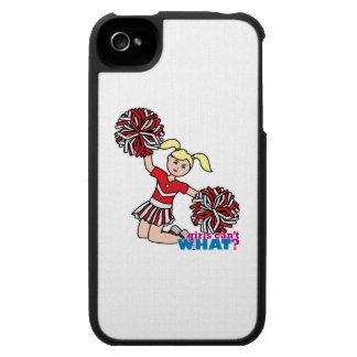 Cheerleader - Light Blonde iPhone 4 Cover