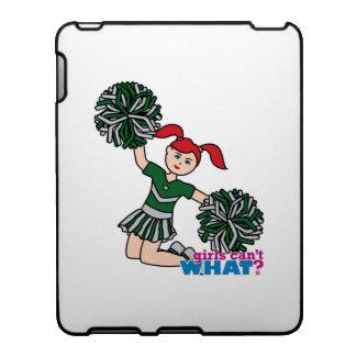 Cheerleader - Light/Red iPad Cover