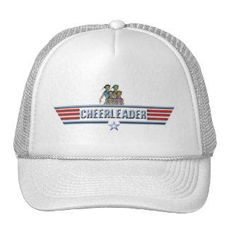 Cheerleader Logo Mesh Hats