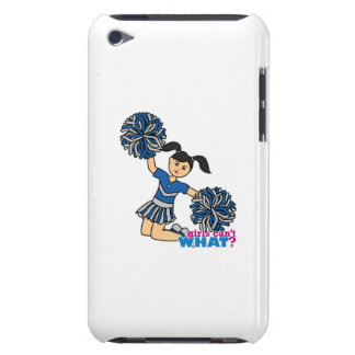 Cheerleader Medium iPod Touch Case-Mate Case