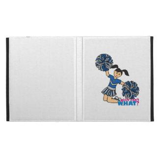 Cheerleader Medium iPad Folio Cover