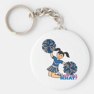 Cheerleader Medium Key Chains