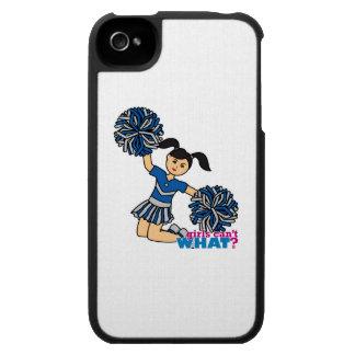 Cheerleader Medium iPhone 4 Cases
