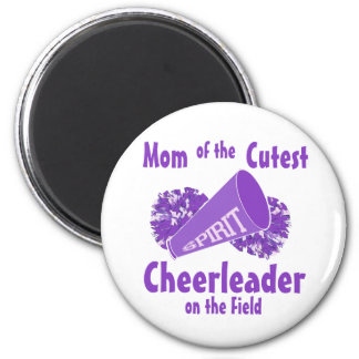 Cheerleader Mom Magnet
