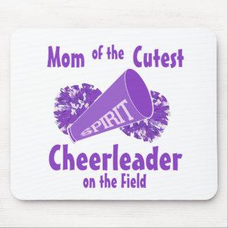 Cheerleader Mom Mouse Pad