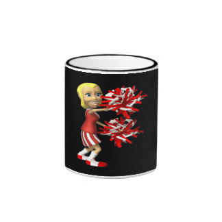 Cheerleader Coffee Mugs