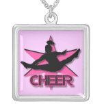 Cheerleader Custom Jewelry