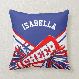 Red White Blue Pillows Decorative Throw Pillows Zazzle