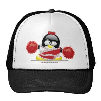 Cheerleader Penguin Mesh Hat