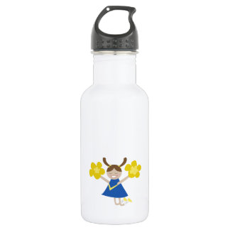 Cheerleader 18oz Water Bottle
