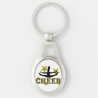 Cheerleader Key Chain