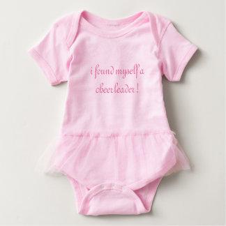Cheerleader Pink Tutu Onsie T Shirt