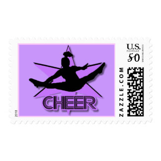 Cheerleader Postage