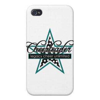 Cheerleader Star Design iPhone 4 Covers