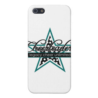 Cheerleader Star Design iPhone 5 Covers