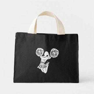 Cheerleader Tote bag customize