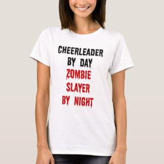 Cheerleader Zombie Slayer T-Shirt