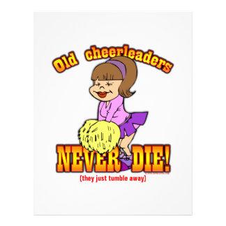 Cheerleaders Flyer