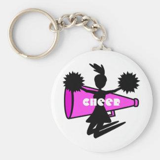 Cheerleader's Key Chain