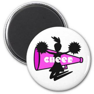 Cheerleader's Magnet