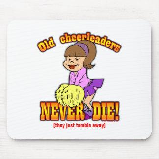 Cheerleaders Mouse Pad