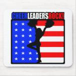 Cheerleaders Rock! Mousepads