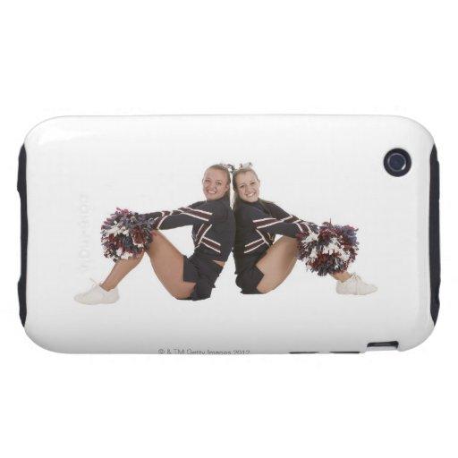 Cheerleaders Tough iPhone 3 Cases