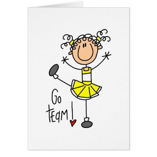 Cheerleading Gift Card