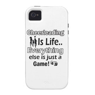 Cheerleading gift items iPhone 4/4S cover