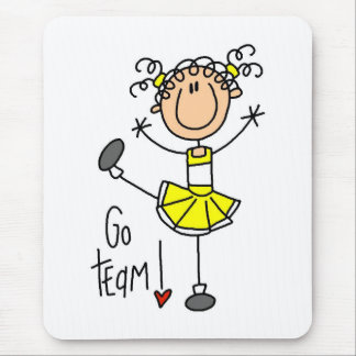 Cheerleading Gift Mouse Pad