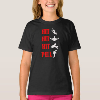 Cheerleading Jump Combo t-shirt for Kids