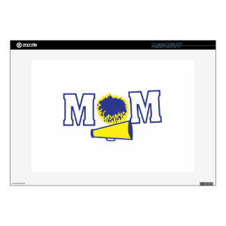 Cheerleading Mom Skin For Laptop