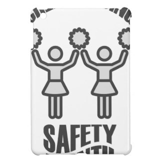 Cheerleading Safety Month - Appreciation Day iPad Mini Cover