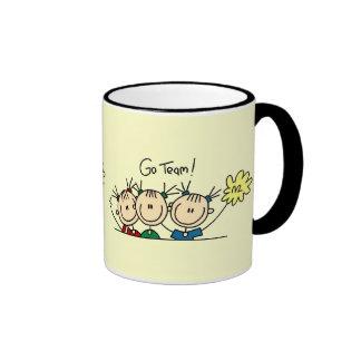 Cheerleading Squad T-shirts and Gifts Coffee Mug