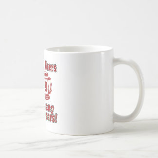 Cheers And Beers 99 Birthday Designs Coffee Mug