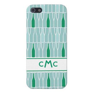 Cheers Aqua & Emerald iPhone 5 Case