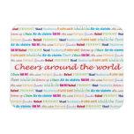 Cheers_Around el World_multi-language Iman Flexible