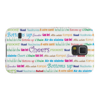 Cheers_Around The World_multi-language Case For Galaxy S5