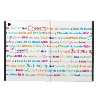 Cheers_Around The World_multi-language Cover For iPad Air