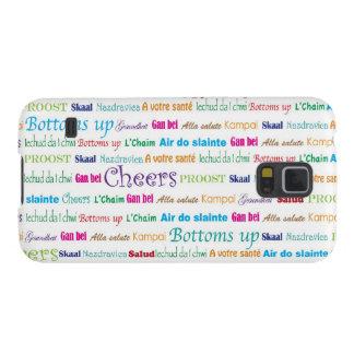 Cheers_Around The World_multi-language Galaxy S5 Cover