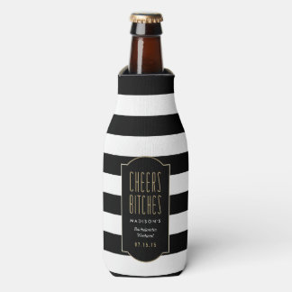 Cheers | Bachelorette Bottle Cooler
