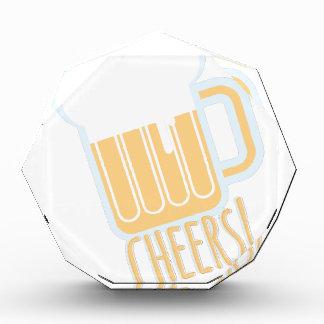 Cheers Beer Acrylic Award