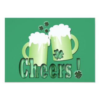Cheers ! card
