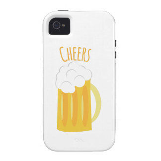 Cheers Case-Mate iPhone 4 Covers