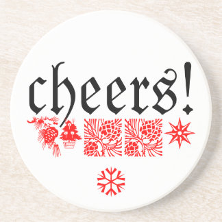 cheers! coaster