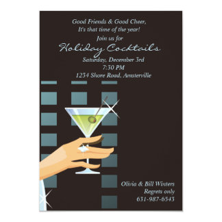 Cheers - Cocktail Party Invitation