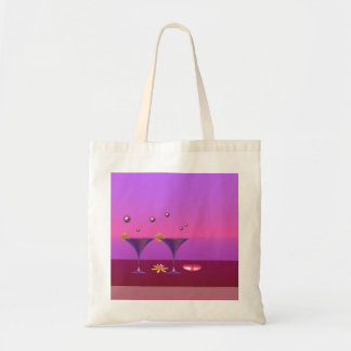 Cheers Cocktails Tote Bag